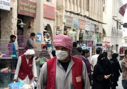 Qatar vows to protect all residents amid breakout