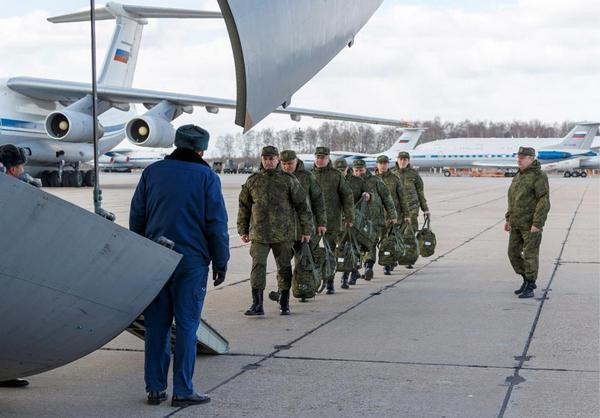 Russian Army sending hard-hit Italy coronavirus aid