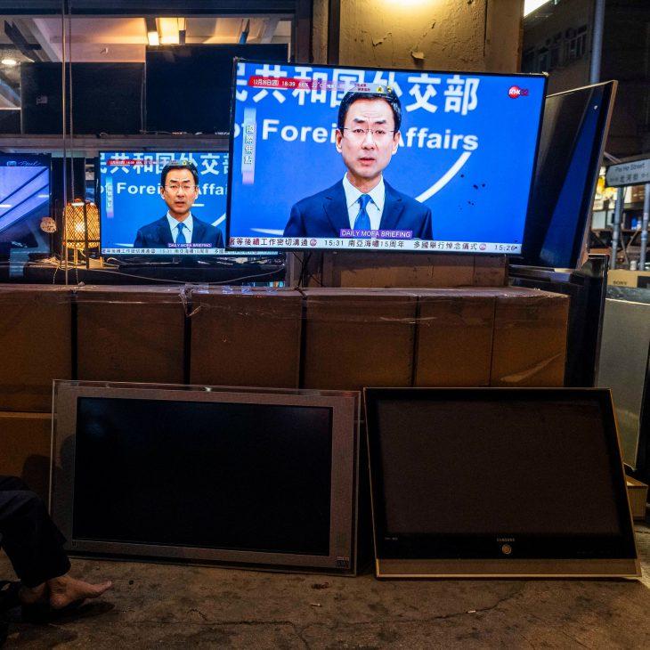 US-Sino media war heats up: