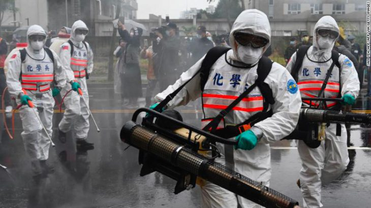 Taiwan's coronavirus response is among the best