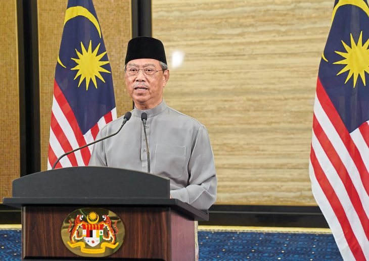 Malaysia: Our economy loses RM2.4bil every day MCO is active, says PM