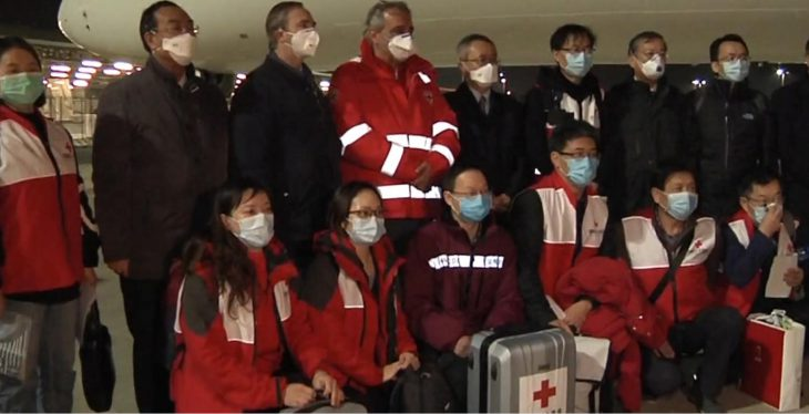 FOX NEWS: China forces Italy to buy same coronavirus supplies it had donated to Beijing a few weeks ago