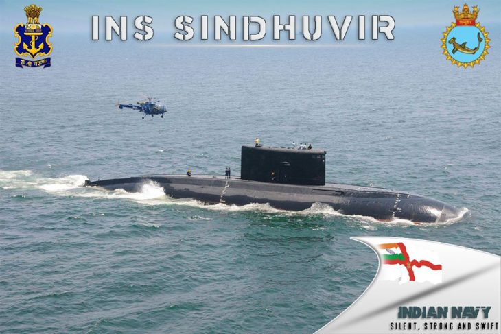 The Indian Navy is reportedly considering three refurbishedKilo-class boats from Russia.