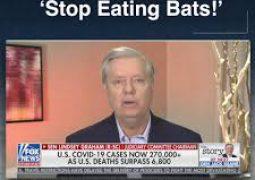 Graham says 'the whole world should send China a bill' over Beijing's response to coronavirus