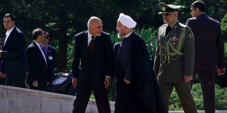 Iran Is Not a Threat To U.S.-Led Peace Process In Afghanistan