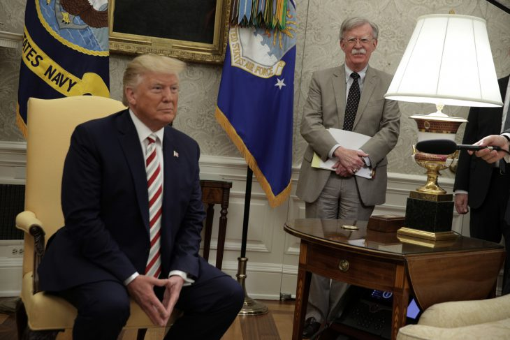 Bolton cashes in in POTUS trust:Trump bashes 'washed-up' Bolton over forthcoming book, says ex-national security adviser 'broke the law'