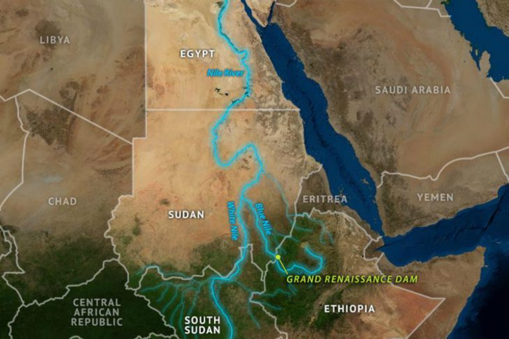 Region-wide war for water is looming in Nile basin? Egypt: Ethiopia rejecting 'fundamental issues' on Nile dam