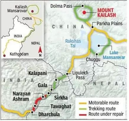 Another hotspot in world's highest mountains: Nepal Parliament approves new map that includes land India claims