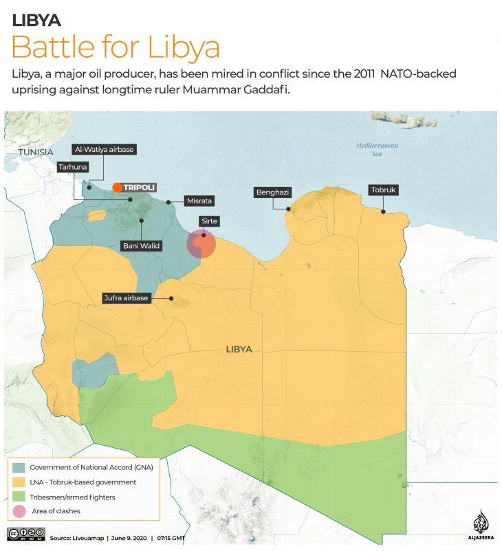 Attempt #3 to get Libya prize: geopolitical power play in war-torn Libya