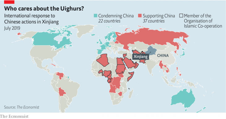 US sanctions China over Uigurs' rights abuse: Donald Trump signs Uygur human rights bill into US law