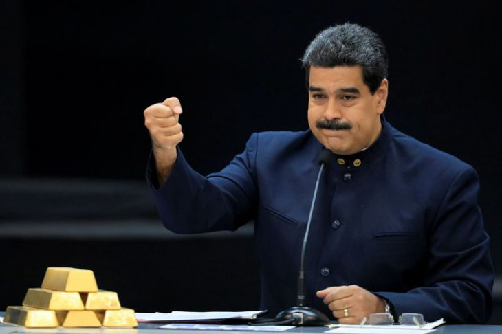 To deposit or not to deposit: British Bank's prestiges at stake as Britain withholds Venezuelan gold