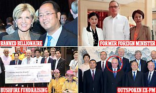 Looming Aussie-Sino Cold War!? Chinese-Australian community leader charged