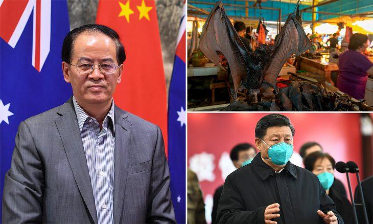 Australia blasts Chinese ambassador for threatening to ruin its economy