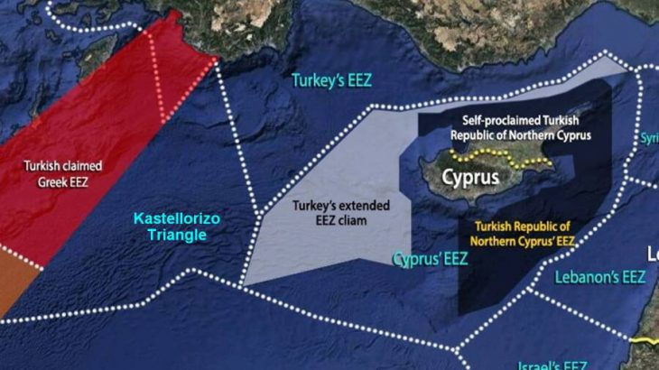 Greece may provoke major conflict with Turkey by extending its claims to water surface from 6 to 12 miles