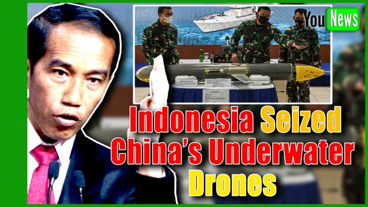 China's underwater drones seized in Indonesia. What to expect?