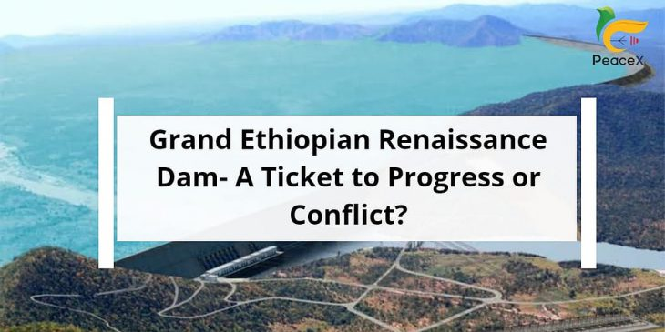 Blue Nile Dam of Ethiopia may lead to a war with Egypt and Sudan
