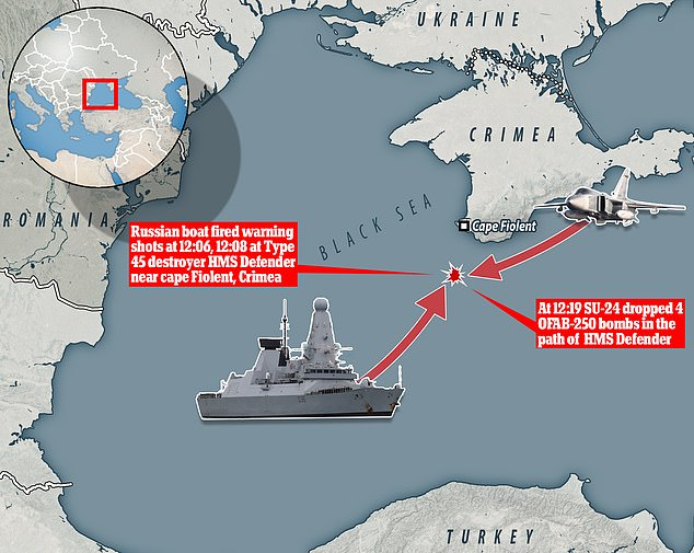 Brits will keep provoking Russia in Crimea waters