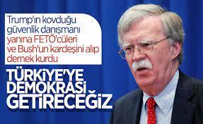 John Bolton, Jeb Bush, Italy's Sant'Agata are in 'Turkish Democracy Project' : Ankara says it is Gulenist propaganda machine